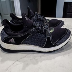 Adidas Boost X running shoes size 10